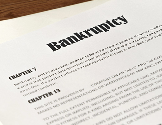 Types of Bankruptcy handout