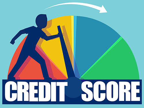 Increasing credit score