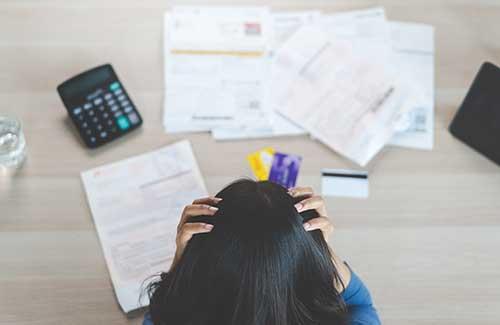 Unsecured Debt Types, Debt Settlement