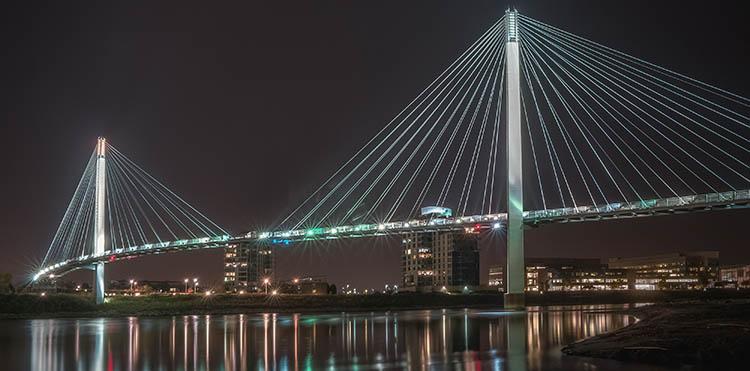Bob Kerry bridge in Omaha, Nebraska